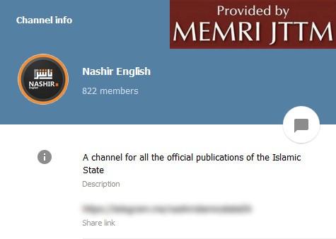Jihadis Shift To Using Secure Communication App Telegram's Channels