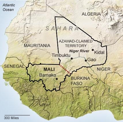 928a17315 Arab Spring in Mali cocaine